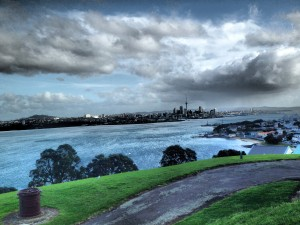 Another cool view of Auckland